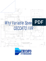 Variable Speed Ceccato Compressor