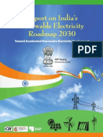 Report onReport on Indias RE Roadmap 2030 Indias RE Roadmap 2030 Full Report Web