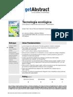 Tecnologia Ecologica Webber Es 13786