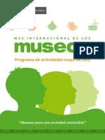DIM Programa de Actividades 2015 - Perú