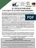 Tract Ag de Ville 8 Fvrier Noisy Le Grand-1