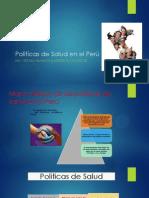 clase4 politicas de salud en el peru