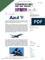 Mundo Das Marcas_ Azul Linhas Aéreas