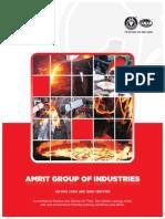 Amrit Brochure