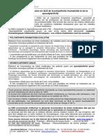 Les Criteres Admission en ALD