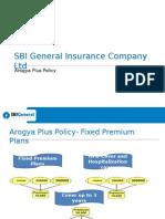 Arogya Plus Policy Training Material