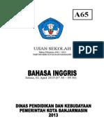 UJIAN SEKOLAH PAKET A65 new revision.doc