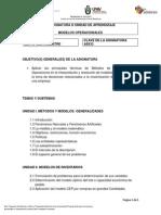 Modelos Operacionales