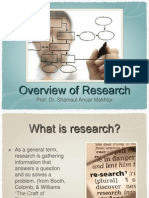 01 - Overview of Research