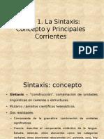 Tema 1. Introducción lingüística