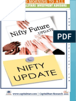 NIFTY FUTURES UPDATES