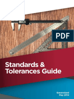 Standards and Tolerances Guide 0