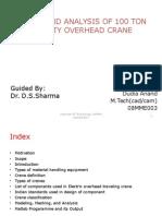 designandanalysisofoverheadcrane-140412022645-phpapp01