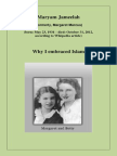 Maryam Jameelah Why I Embraced Islam