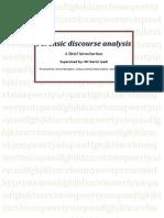 Forensic Discourse Analysis