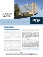 Bulletin du TSL - Octobre 2014