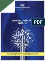 CII Annual Report 2015