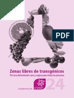 Zonas libres de transgénicos