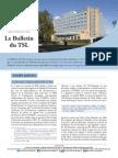 Bulletin du TSL - Mars 2015