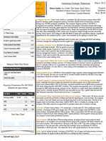 Direct Insite SecretCaps Research Report