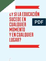 Extracto Educacion Expandida - Ruben Diaz