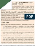 El Empirismo y Las Ciencia Morales_ Locke y Hume