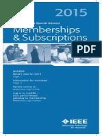2015 Member Brochure[1]