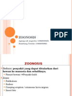 Zoonosis ppt