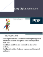 unit 4- creating digital animation
