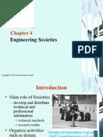 Engineering Societies