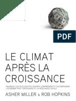 Le Climat Après La Croissance