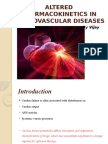 Altered Pka in Cardio Vasculae Diseases