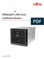 PRIMEQUEST 2000series InstallManual
