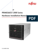 PRIMEQUEST 2000series HardwareManual