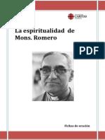 Fichas de Oración_Monseñor Romero