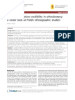 Plant Identification Credibility in Ethnobotany_a Closer Look at Polish Ethnographic Study_2010