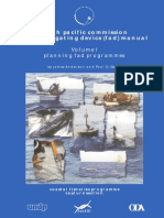 SOuth pacific commission fish aggregating device (fad) manual