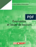 Choisissez Votre Systeme d Evacuation