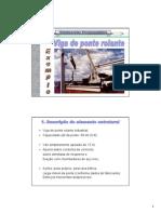 PROJETO -Ponte Rolante