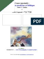 Andre.gagnoud.free.Fr - Hebreu Moderne Et Biblique - Initiation - Verbes (2)