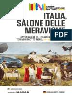 Programma Salone Internazionale del Libro Torino 2015