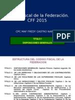 CFF Titulo I