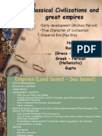 review - foundations classical civilizations