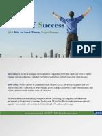 Secrets of Success An Award-Winning Project Manager