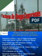 RIESGOS OCUPACIONALES PRESENTACION