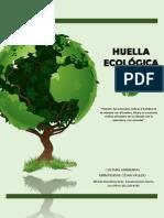 CULTURA AMBIENTAL - HUELLA ECOLÓGICA