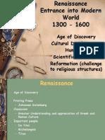 review - renaissance & absolutism