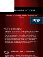 the chernobyl accident (1)