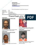 Wanted People of the Week-Multiple 5-7