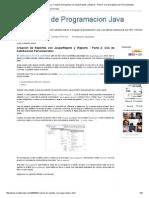 Tutoriales de Programacion Java_ Creación de Reportes Con JasperRepots y IReports - Parte 2_ Uso de DataSources Personalizados